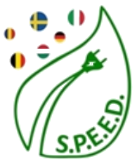 Erasmus logo speed